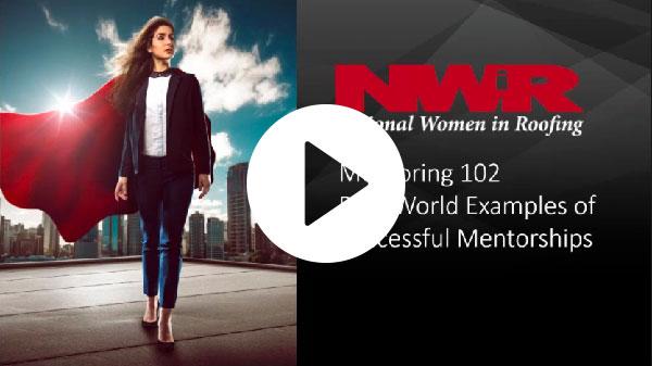 Mentoring Webinar NWIR