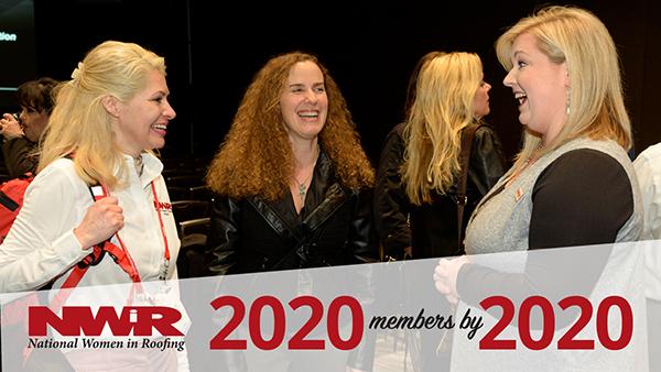 2020 NWiR Members by 2020