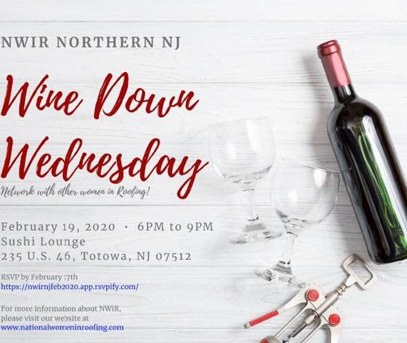 Wine Down Wednesday - Feb 19, 2020